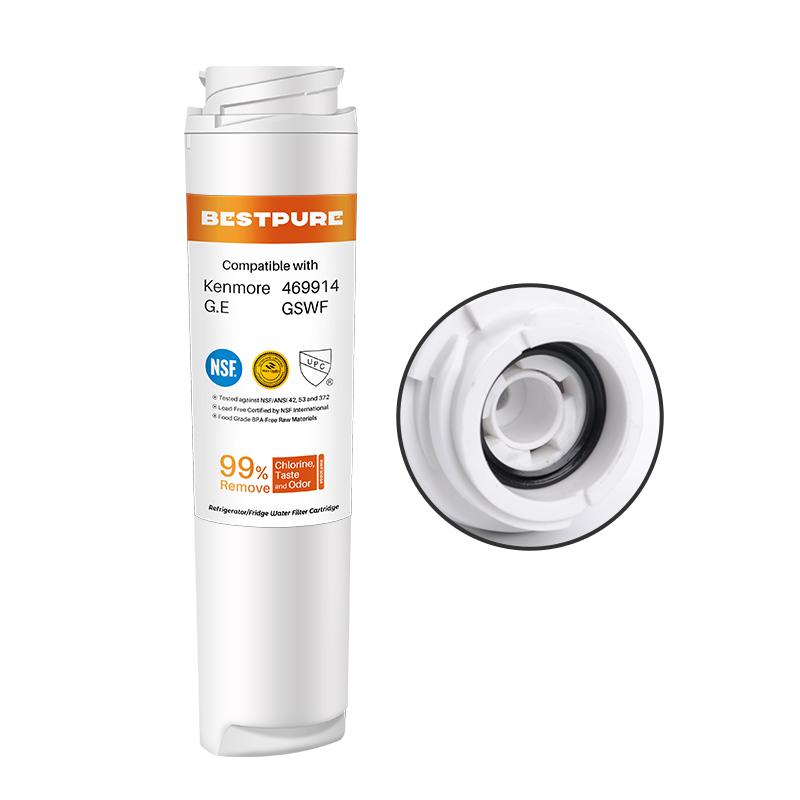 469914, 9914, 46-9914 Fridge/ Refrigerator Water Filter Cartridge