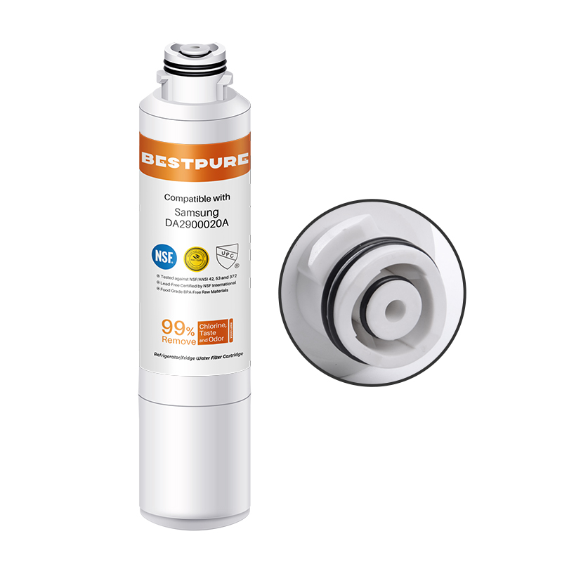 DA29-00020B, DA29-00020A Replaced Samsung Refrigerator/ Fridge Water Filters