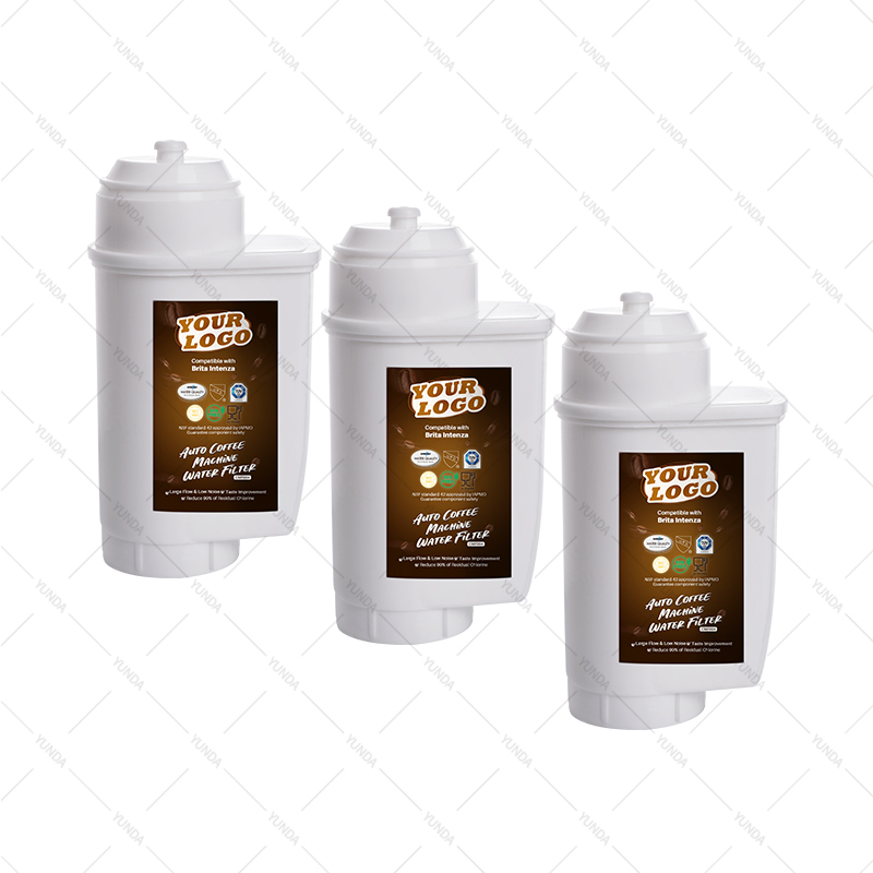 3-Pack TCZ7003 Water Filters for Brita Intenza Coffee Making Machines.
