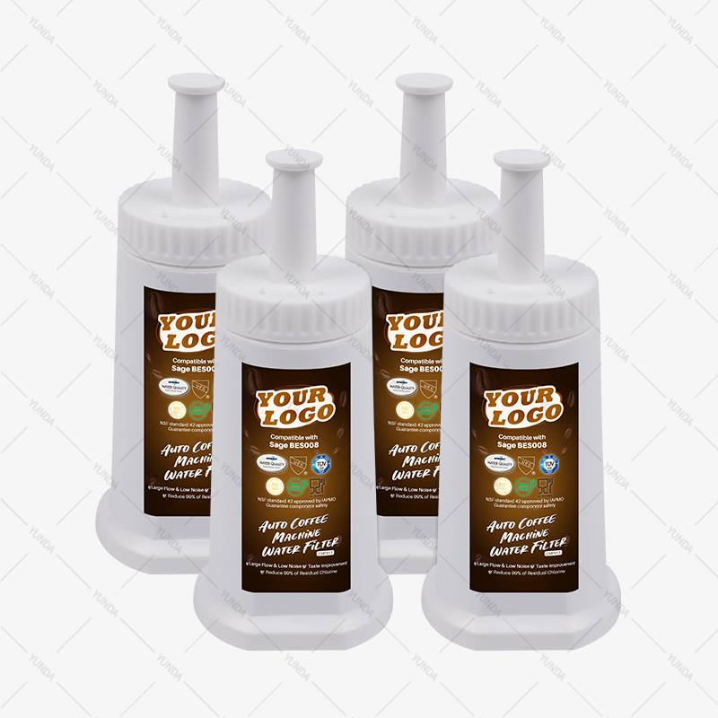 Wholesale 4-Pack Coffee Machine Water Filters | Distribution Low Price