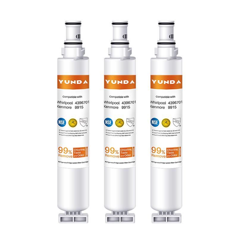 4396701 Compatible Refrigerator/ Fridge Water Cartridge Filters