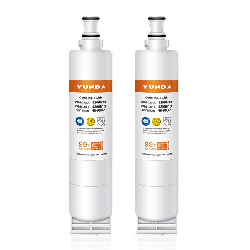 2-Pack 4396508, 4396510 Compatible Fridge Filters Wholesale Distribution