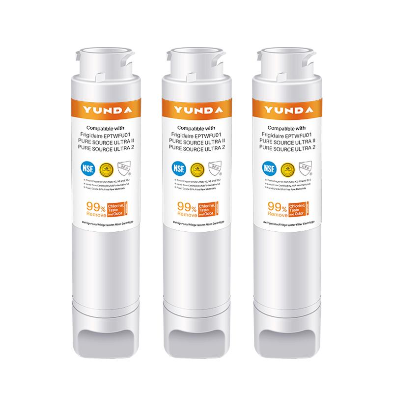 Ultra II, EPTWFU01 Refrigerator Water Filter Wholesale Manufacturer