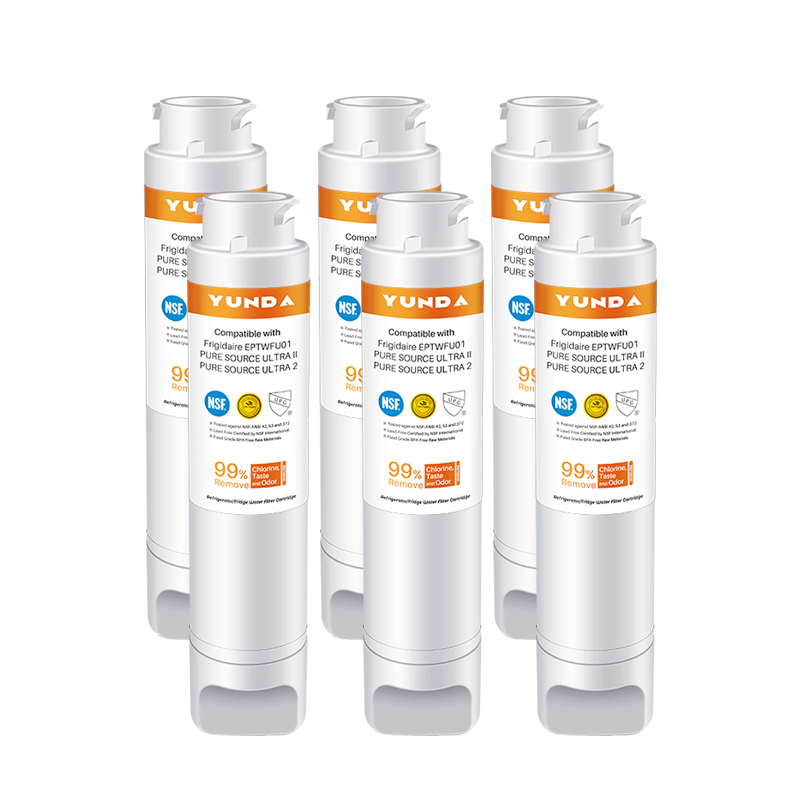 Wholesale Refrigerator Water Cartridge Filters fits EPTWFU01, Ultra 2 Models