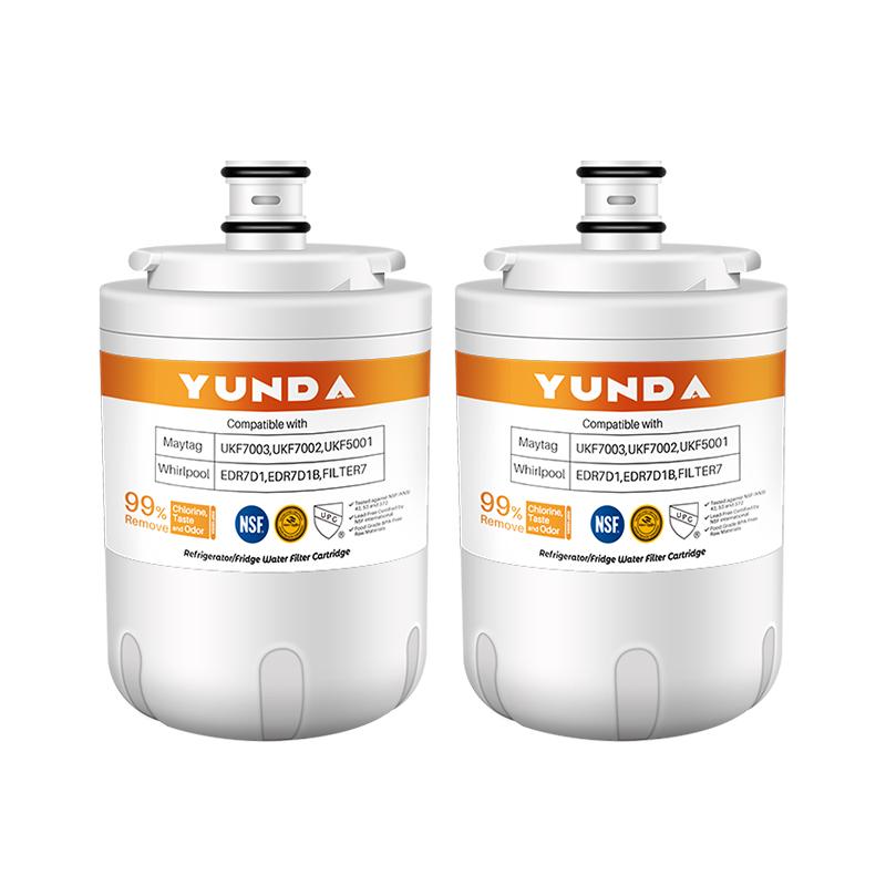 EDR7D1, FILTER 7, UKF 7001/7002/7003 Wholesale Fridge Cartridge Filters