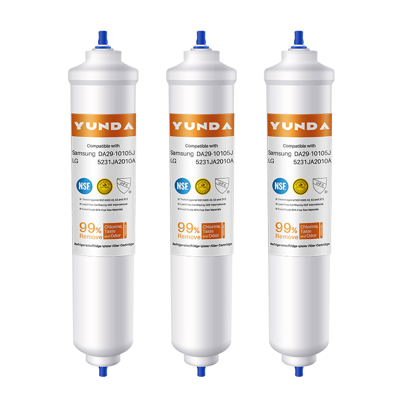 GXRTQR, GE GXRTQ, GE GXRTG, DA29-10105J Refrigerator Water Filters