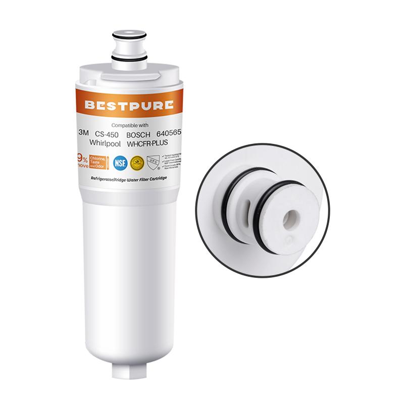 Whirlpool   Bosch   3M Replaced Refrigerator Ice/ Fridge Water Filters