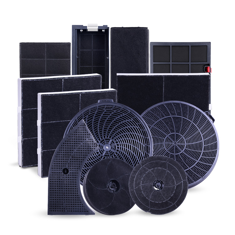 Cook Hood Carbon Filters