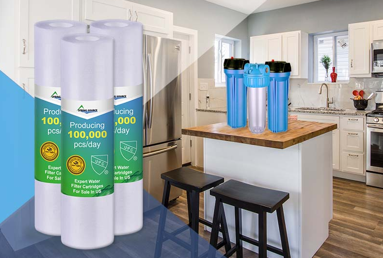 What are the carbon water filters?